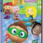 Super Why! Goldilocks and the Three Bears and Other Fairytale Adventures DVD
