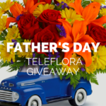 Teleflora Father's Day Giveaway