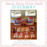 Hartz Kitty Prize Pack Giveaway