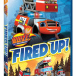 Blaze and the Monster Machines-Fired Up!