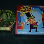 Gigamons & Top That! Games from Blue Orange Games