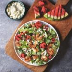 Applebee's New Wood Fired Grill Salads