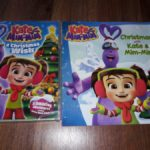 Kate & Mim-Mim Christmas Book & DVD