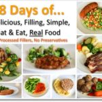 28 Days of Personal Trainer Food