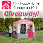 Step2 Happy Home Cottage and Grill in Pink Giveaway
