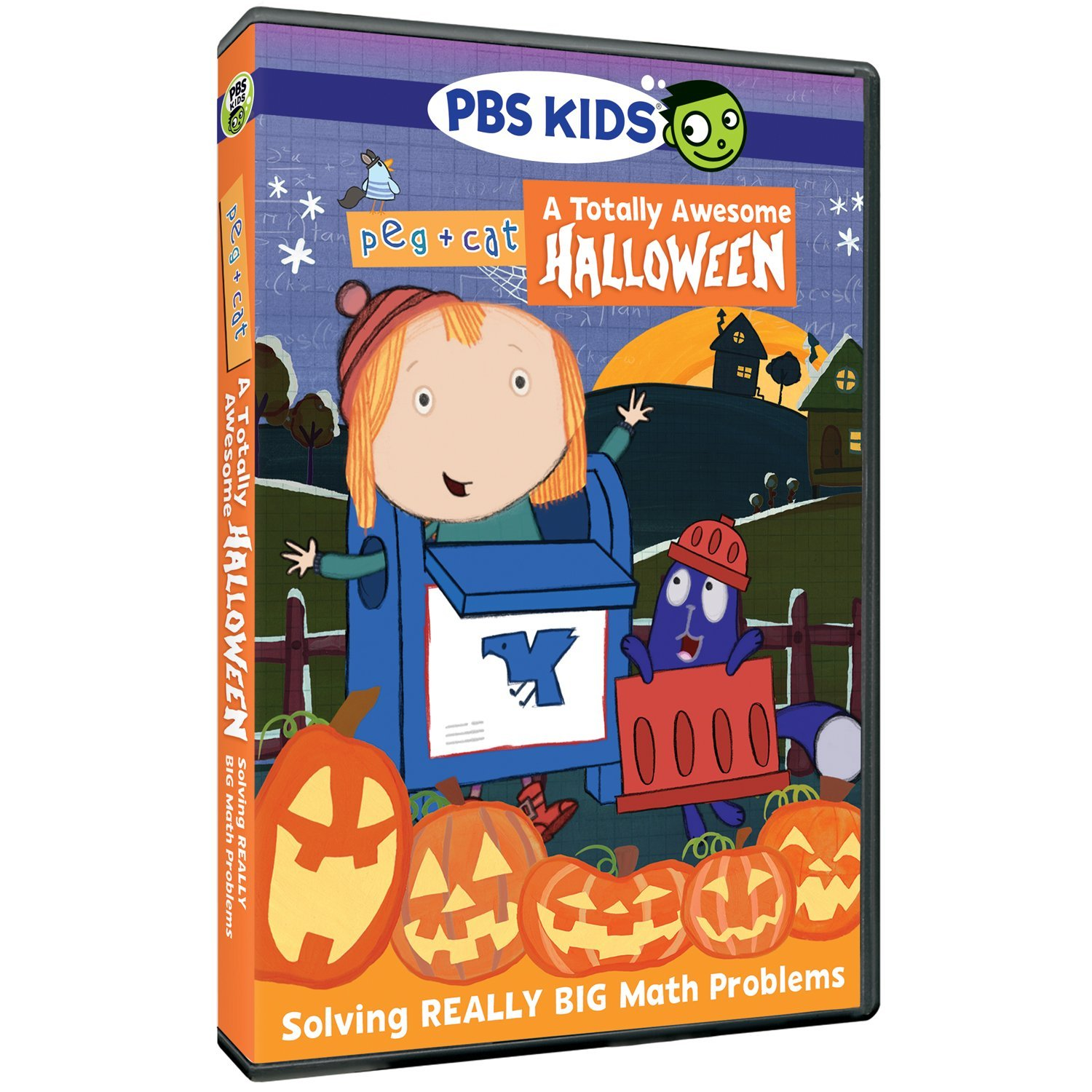 peg + cat a totally awesome halloween | life with kathy