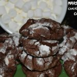 Marshmallow Chocolate Cake Mix Cookies