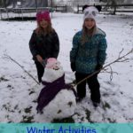 Winter Activities for the Entire Family