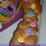 Rapunzel Braided Hair Bread-Inspired by Tangled Before Ever After