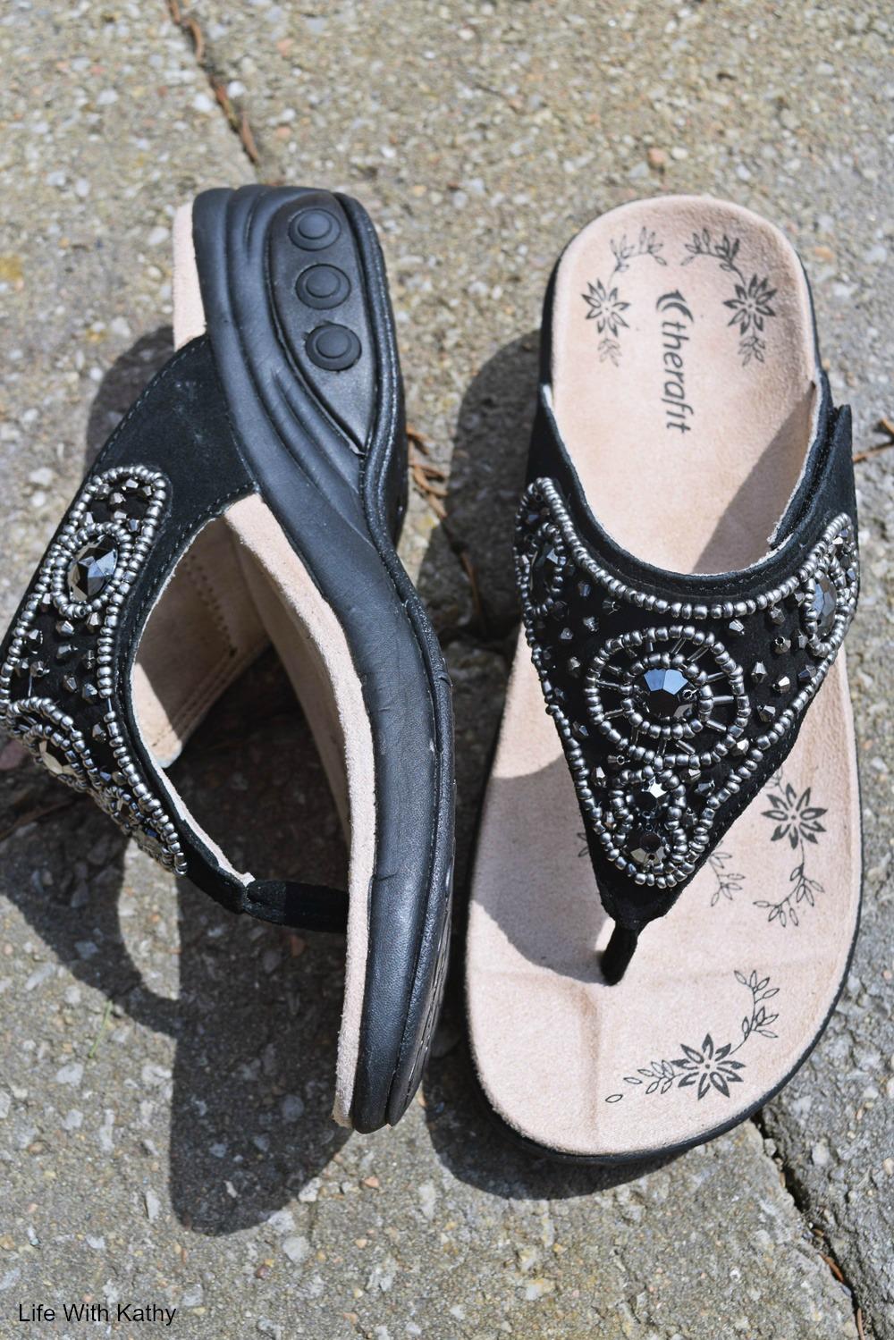 361f4f4cb1c8 Therafit Shoe Sandals