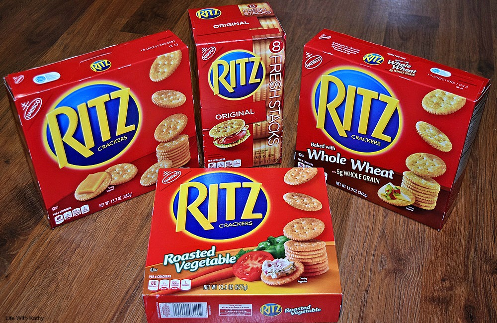 Save on RITZ Crackers With Ibotta - Life With Kathy